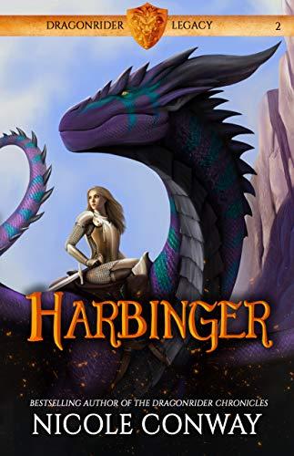 Harbinger (Dragonrider Legacy Book 2) (English Edition)