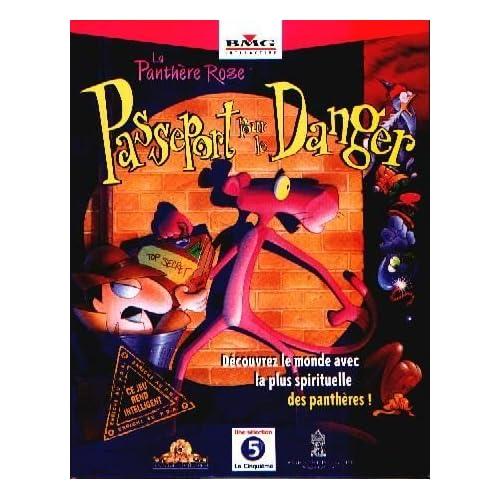 La panthere rose CD ROM (PC)