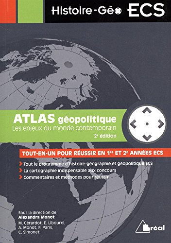 Atlas gopolitique : Les enjeux du monde contemporain