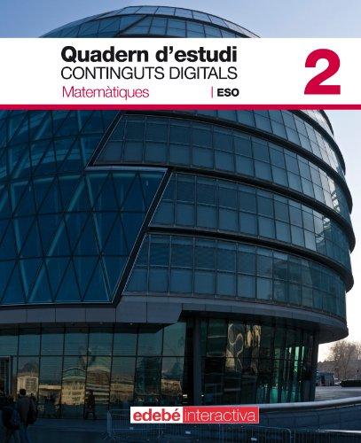 Quadern D'Estudi. Matemàtiques 2 - 9788423699254