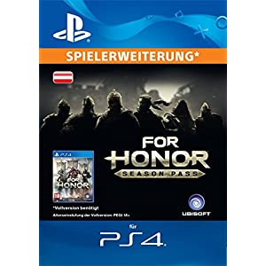For Honor Season Pass [PS4 Download Code – österreichisches Konto]