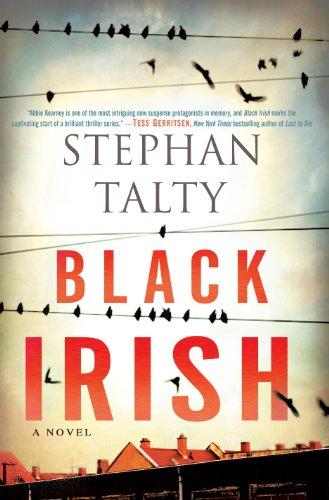 Buchseite und Rezensionen zu 'Black Irish: A Novel' von Stephan Talty