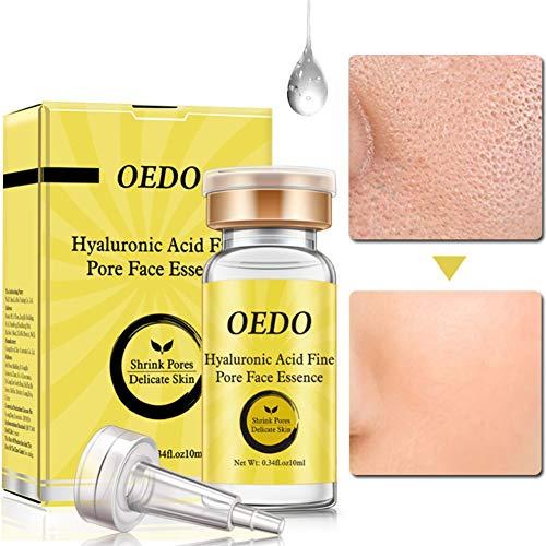 Meilleur sérum resserrement des pores de la peau pour les femmes et les hommes rétrécissant l'huile essentielle de contrôle des liquides supprimer les points noirs points noirs du sérum Yiitay