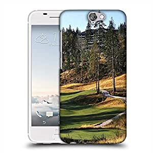 Snoogg Small Pathway In 6lf Park Designer Protective Phone Back Case Cover For Asus Zenfone 6