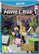 Nintendo Minecraft: Wii U Edition Basic Wii U French video game - video games (Wii U, Action / Adventure, Multiplayer mode, E10+ (Everyone 10+), Physical media)