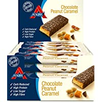 Advantage Chocolate Peanut Caramel Bar 60g - by Advantage