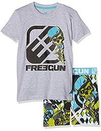 Freegun Eg.Freextrm.Pshg.Mz, Ensemble de Pyjama Garçon