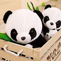 MQFORU Giant Panda Plush Toy-Stuffed Animal Boy Girl Birthday Gift,Baby Shower Present- Panda Teddy Bear with Baby Panda Stuffed Animal Doll Decoration