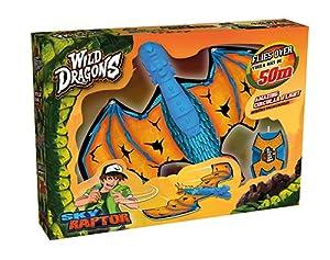 World Brands - Sky Raptor, dragón volador (80585) , Modelos/colores Surtidos, 1 Unidad