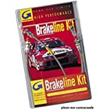 Kit Flexible de Frein Goodridge VK4 Renault Alpine A310 4 Cylindres