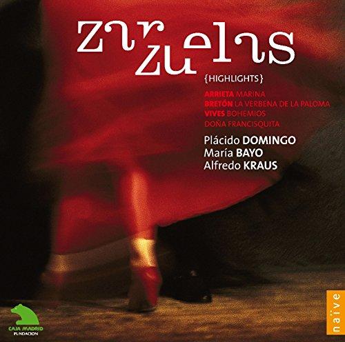 Zarzuelas (Extraits)