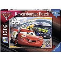 Ravensburger Italy 10047 - Puzzle Cars, 150 Pezzi