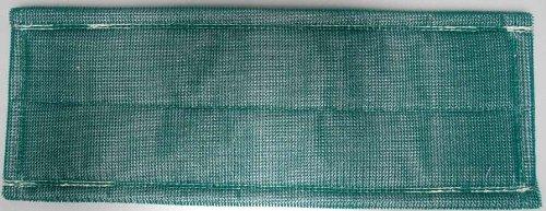 Meiko Borstenmop 40cm, Microfaser dunkelgrün