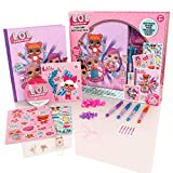 LOL Surprise Lockable Secret Keepsake Box Craft Kit - Bigiotteria per ragazze