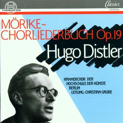 Hugo Distler: Mörike-Chorliederbuch