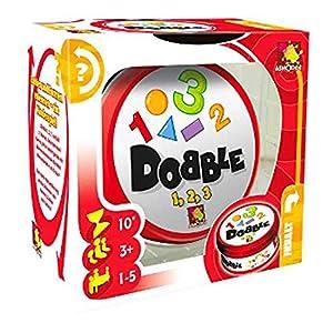 Dobble - Formas y números (Asmodee DOB06ML)