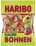 Haribo Saure Bohnen, 6er Pack (6 x 200 g Beutel)