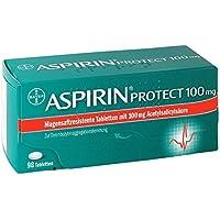 Aspirin protect 100 mg Tabletten, 98 St. preisvergleich bei billige-tabletten.eu