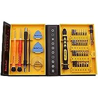 Kit 38 attrezzi tools riparazione apertura universale per smartphone e cellulari - Allungato Stella