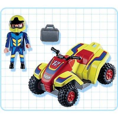PLAYMOBIL 4425 Speedster - Patio