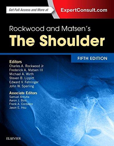 Preisvergleich Produktbild Rockwood and Matsen's The Shoulder