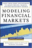 Modeling Financial Markets, w. CD-ROM: Using Visual Basic and Databases to Create Pricing, Trading and Risk Management Models (McGraw-Hill Library of Investment & Finance)