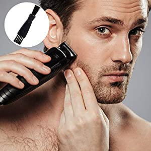 Ancoo 10 Pieces Mens Electric Shaver Cleaning Brush Hair Remover Shaving Razor Brush Replacement Brushes