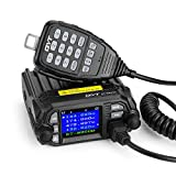 qyt KT-8900d 25W Dual Band mini Mobile Transceiver Radio a due vie S136~ 174/400~ 480MHz quadst andby Amateur auto della Radio Ligh twish