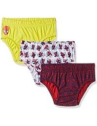 Marvel Spider-man Boys' Underpants Set (Pack of 3)