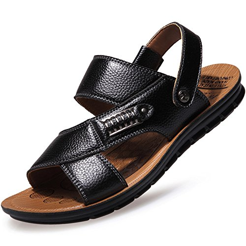 canro-homme-doux-cuir-sandales-enfiler-liberation