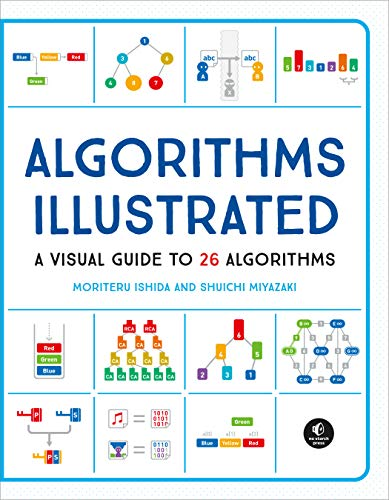 Algorithms: Explained and Illustrated (English Edition)