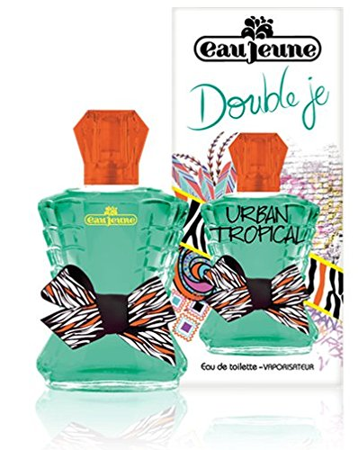 Eau Jeune - Eau de Toilette Double Je Urban Tropical - 48 ml
