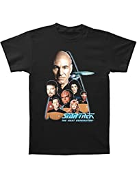 Star Trek T-Shirt - The Next Generation Crew Portrait Tee