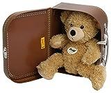 Teddybär Fynn mit Koffer – (Steiff 111471) ca. 28 cm - 3