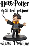 Harry potter spell book with all the spells and potions: Magic Wizard Training for Potter Heads.