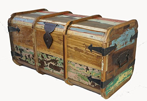 vintage-teak-wood-distressed-painted-trunk-chest-coffee-table-ottoman-shabby-chic
