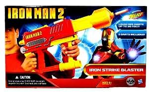 Nerf Iron Man Nerf Blaster