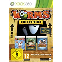 Worms Collection - [Xbox 360]
