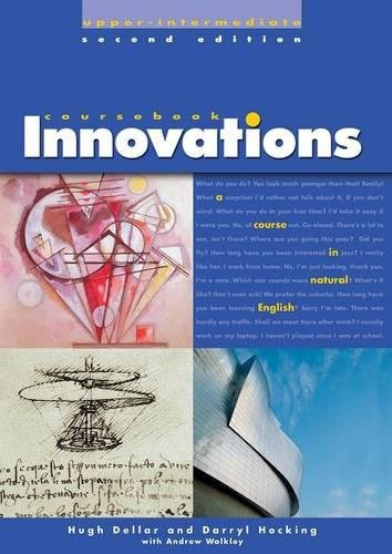 Innovations. Upper-Intermediate. Student book. Per le Scuole superiori: Upper International Student Book