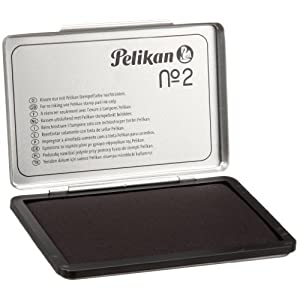 Pelikan 331777 Stamp Pad Black