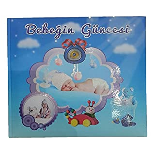 Ani Defteri Gastgeschenk Gästebuch Taufe Tischdeko Mevlüt Battesimo Kommunion Bebek Sekeri