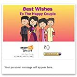 Wedding (From all of us) - E-mail Amazon Pay Gift Card