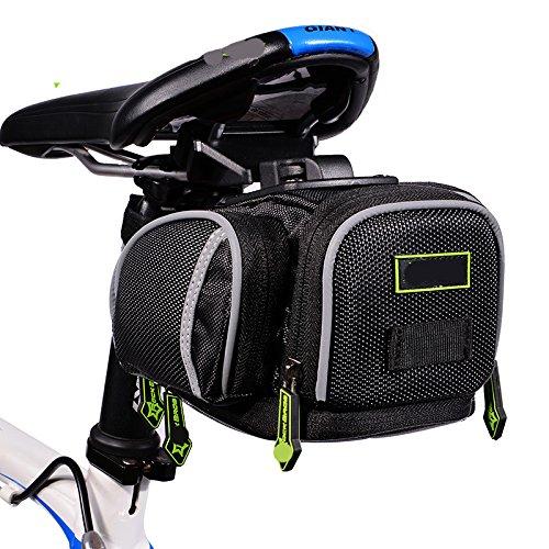 Bike Schwanz Tasche Mountain Road Bike Sattel bag Wasserdichte Tasche in der Rückseite Sitz Reiten Ausrüstung - Style 5
