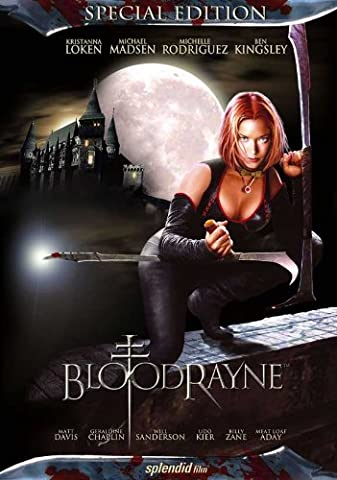 BloodRayne Plakat Movie Poster (11 x 17 Inches - 28cm x 44cm) (2005) German (2005 Plakat)