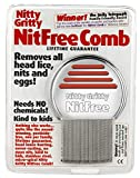 Nitty Gritty Nit Comb(Assorted Colors)
