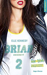 Briar Université, tome 2 : The risk par Elle Kennedy
