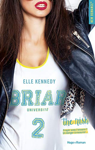 Briar Université - tome 2 The risk (02) par Elle Kennedy