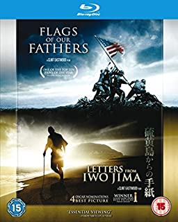 Flags of Our Fathers / Letters From Iwo Jima [Blu-ray] [2007] [Region Free] (B002AHHOEQ) | Amazon price tracker / tracking, Amazon price history charts, Amazon price watches, Amazon price drop alerts