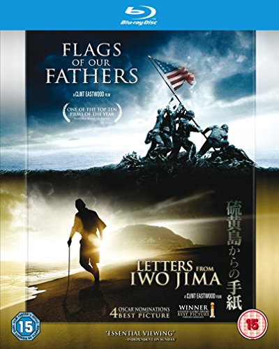 Bild von Flags of Our Father / Letters From Iwo Jima [Blu-ray] [UK Import]