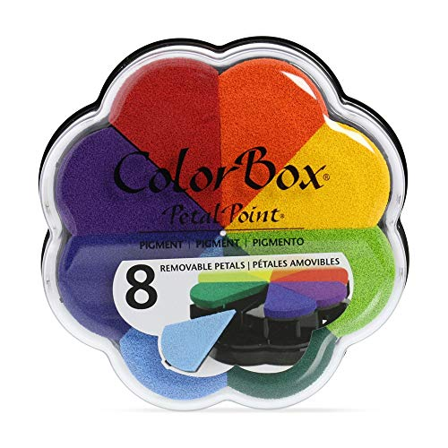 Clearsnap - Colorbox Petal Point Pinwheel (12x12 cm) -